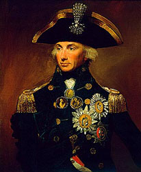 NELSON, TRAFALGAR AND VICTORY