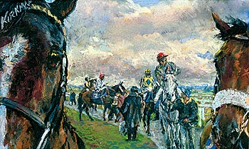 The Equestrian Print Gallery
