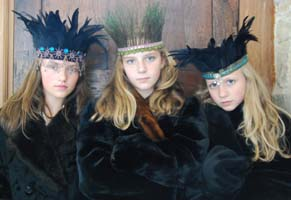 Feather Headdresses by Elfie