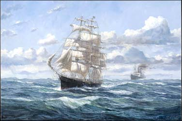 Marine Paintings