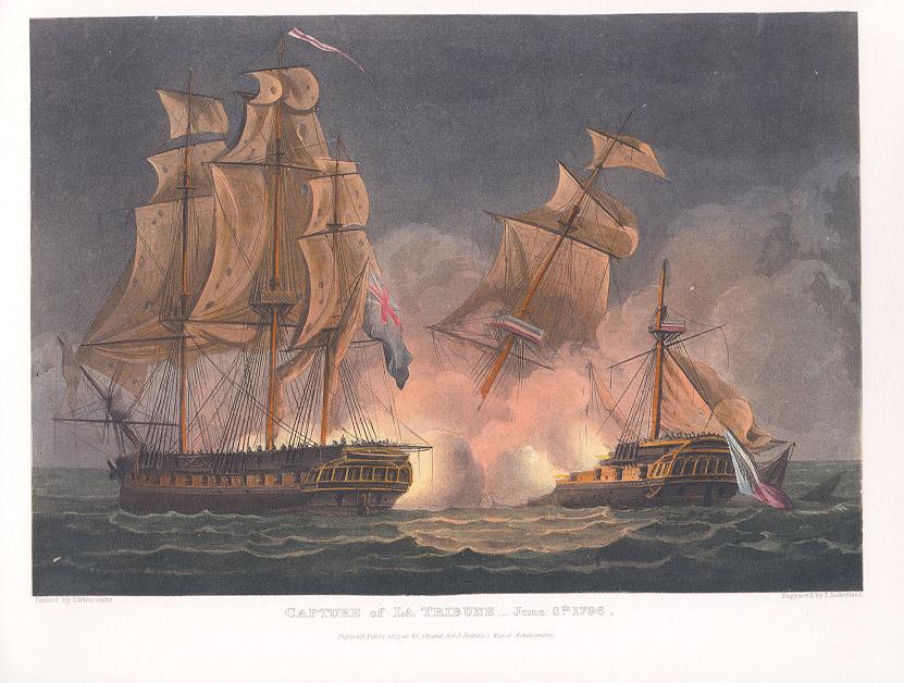 "Jenkins"" Naval Achievements"