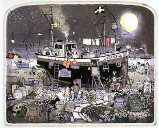 Graham Clarke - The Maritime Etchings.