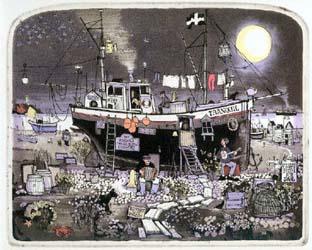 Graham Clarke - The Maritime Etchings.