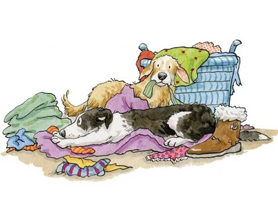 "Anita Jeram - A Dog""s Life"