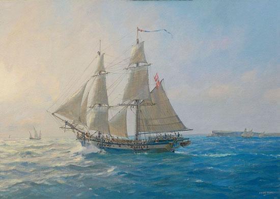 Original Oil Paintings by Geoff Hunt PPRSMA