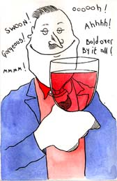 Tim Bulmer - The Wine Etchings