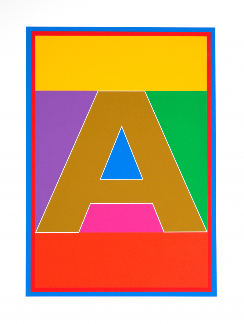 Peter Blake: The Dazzle Alphabet